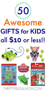 10 gifts for kids