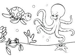 Farm Animal Coloring Pages For Preschoolers Coloring Pages Animal