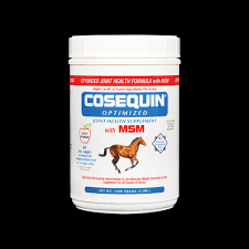 Cosequin Optimized With Msm Equine Joint Health Supplement
