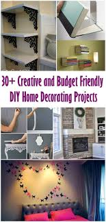 30 creative and budget friendly diy home decorating projects
