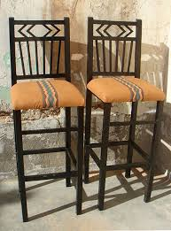 wood and wrought iron furniture. Navajo Iron Bar Stools, Black Wood And Wrought Iron Furniture S