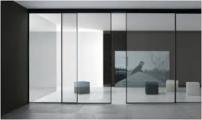 sliding glass door frames luxury valeria sliding doors design by giuseppe bavuso for rimadesio black