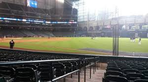 Minute Maid Park Section 132 Home Of Houston Astros