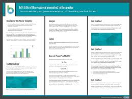Powerpoint Poster Presentation Poster Presentation Template 48x36 Poster Presentation