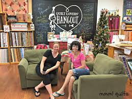Musings of a Menopausal Melon - mmm! quilts: 2016 & I'm also into meeting good friends for breakfast that evolved into visiting  two quilt shops! Quilt Lovers' Hangout is fabulous! Adamdwight.com