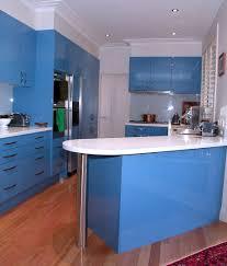 Blue Kitchen Decorating White Kitchen Blue Backsplash Tag For Navy Blue And White Kitchen