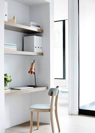 tiny office space. 10 Small Home Office Ideas - Keeping The Decor Simple And Space Bright Will Help Tiny E