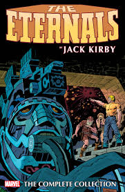The official synopsis noted that the eternals are ancient aliens who have been living on earth in secret for thousands of years. following the events of avengers: Eternals By Jack Kirby The Complete Collection Comics By Comixology