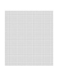 Free Printable Grid Graph Paper Template Free Printable