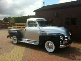chevrolet 3100 1/2 ton pick up truck