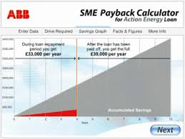 pay back loans calculator loan calculator shows energy saving profit