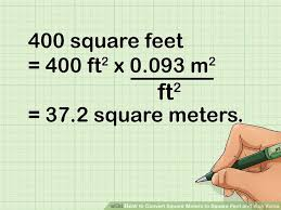Image titled Convert Square Meters to Square Feet and Vice Versa Step 2