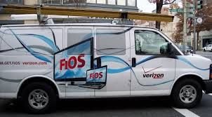 Image result for fios truck