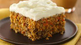 Carrot Cake Recipe Bettycrockercom