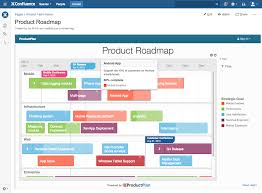 Product Roadmap Templates For Visual Release Planning Aha Blog Best ...