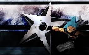 wallpapers soul eater black star by