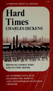 "book review ""hard times"" by charles dickens patrick t reardon i"