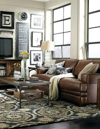 dark brown leather couches. Brown Leather Sofa Living Room With Couches Decorate Dark