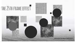 the 25th frame effect by buse terzioğlu