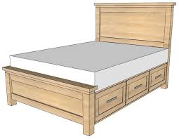 step by step guide on how to build a captain s bed