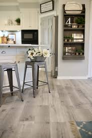 we recently updated our kitchen floors with vinyl engineered plank flooring we love that the flooring is durable affordable easy to install and looks