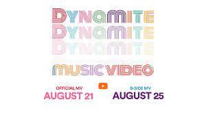 BTS Dynamite Desktop Wallpapers ...