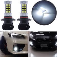 2013 Subaru Outback Fog Lights Details About 2x Hid White Fog Lights Led Bulbs For Subaru Impreza Forester Wrx Legacy Outback
