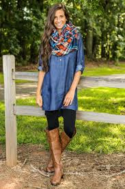 Best 25+ Denim dress outfits ideas on Pinterest | Girls denim ...