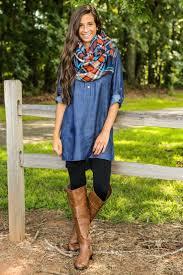 Best 25+ Denim dress outfits ideas on Pinterest | Girls denim ...