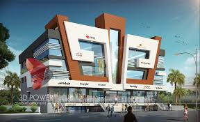 Ultra Modern Home Designs Home Designs Architectural Rendering - Modern apartment building elevations