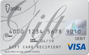 how to link visa vanilla gift cards to paypal