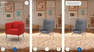 Best augmented reality smartphone apps for home decorating