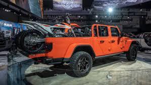 2020 Jeep Gladiator Pickup Trucks Full Specs And Photos