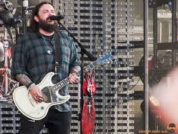 Seether at Toyota Park for Chicago Open Air - Don P. Rocks!!