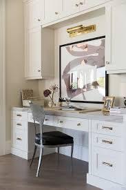 Kitchen: Astonishing Kitchen Best 25 Desks Ideas On Pinterest Office Nook  Of Built In Desk