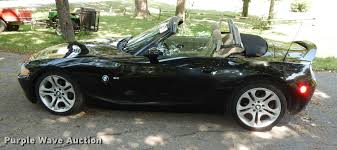 BMW Convertible bmw z4 08 : 2003 BMW Z4 convertible | Item DD0851 | SOLD! October 11 Veh...