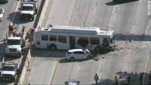 Los Angeles bus accident injures at least 25 - CNN Video