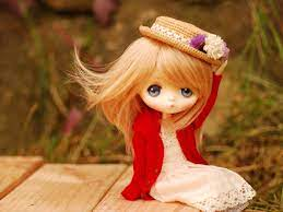 Cute Doll Romantic Style Wallpaper for ...