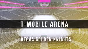 3d Digital Venue T Mobile Arena Nhl Vegas Golden Knights