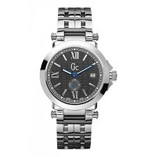 men gc stainless steel sports watch x61007g5 stainless steel mens sports watch x61007g5v