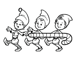 Elf On The Shelf Coloring Pages Printable Elf Coloring Pages Elf