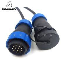 compare prices on male femal wire connector 12 pin online sd28tp zm waterproof connector 12 pin ip68 led plug and socket 12pin
