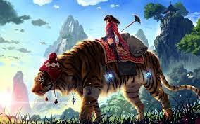 1040 Tiger HD Wallpapers