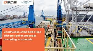 It is a strategic infrastructure project to create a new gas supply corridor. Baltic Pipe Balticpipe Pl Twitter