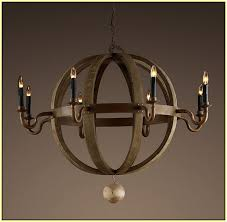 wine barrel lighting. round wine barrel chandelier lighting n