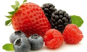 Resultado de imagen para frutos rojos