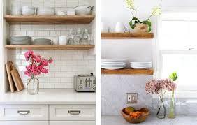 Open Kitchen Shelf White Kitchen With Open Shelves 17331420170520 Ponyiexnet