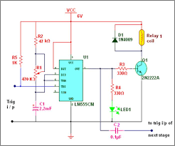 circuit diagram simple images sequential timer for dc motor control project circuit diagram