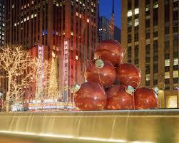 Rockefeller Center, Christmas Decorations