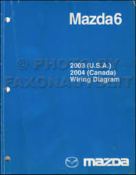 2003 mazda6 original wiring diagram (and 2004 canada mazda 6) 2003 mazda 6 headlight wiring diagram 2003 Mazda 6 Wiring Diagram #14